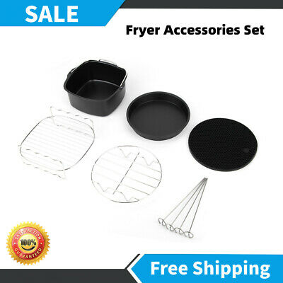 AU37.37 • Buy Pot Pan Steaming Rack Air Fryer Parts Accessories Kit Fit For Philips New