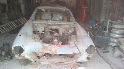 Volvo P1800 Gearbox, Engine, Subframe & Running Gear, Back Axle • 1,500£