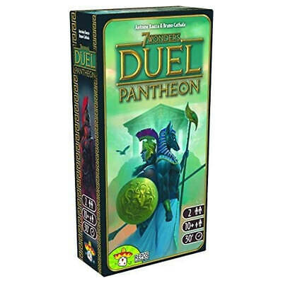 $ CDN29.15 • Buy Pantheon: 7 Wonders Duel Expansion: Add A Divine Element To Your Games