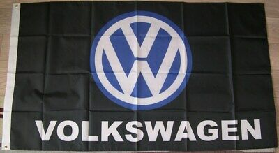 VW BEETLE CAMPER T2 VAN GIFT, Flag , Windscreen Shade, Shed, Garage, MAN CAVE UK • 12.75£