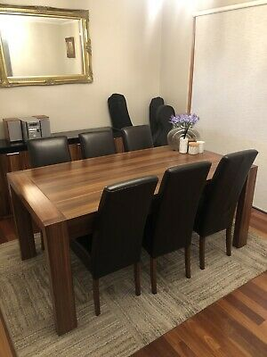 AU500 • Buy Formal Dining Table, Chairs And Sideboard