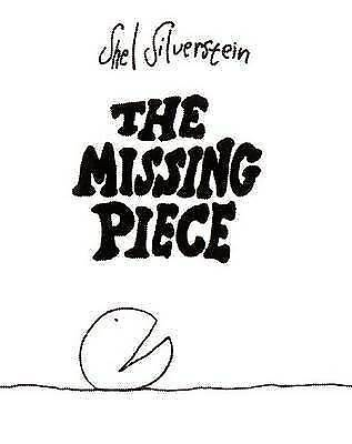 The Missing Piece By Shel Silverstein #62690 U • 7.99£
