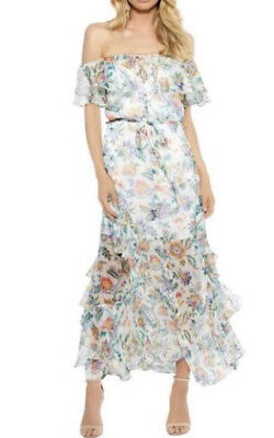 AU279 • Buy Alice Mccall Oh Oh Oh Maxi Dress Sz 10 RRP $590 Silk Lurex