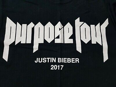 AU19 • Buy T-Shirt Justin Bieber Purpose Tour 2017 My Mama Don't Like You Size Small Youth