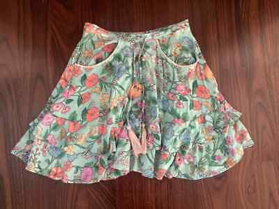 AU122.39 • Buy Spell And The Gypsy Collective Sayulita Skirt XXS