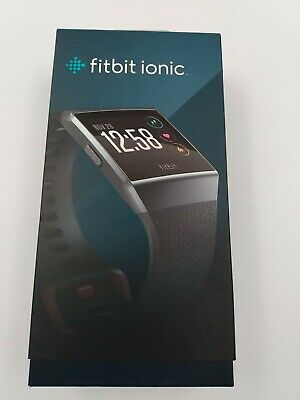 $ CDN181.22 • Buy Fitbit Ionic Bluetooth Activity Tracker - Charcoal/Smoke Grey, One Size (FB503G…