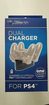 AU11.95 • Buy PS4 Dual Charging Stand