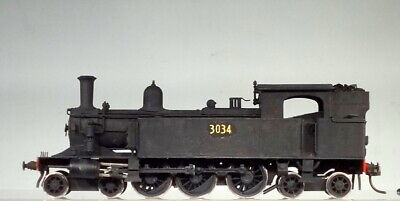 AU950 • Buy Bergs Brass Models HO NSWGR C30 Tank Steam Locomotive Code 7997-001