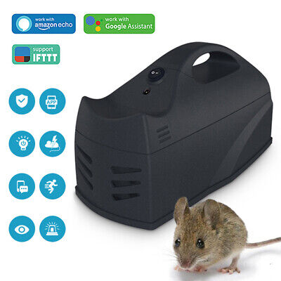 £31.84 • Buy Electronic Mouse Trap WiFi Victor Control Rat Pest Smart Killer Zapper Rodent