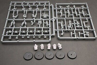£24.74 • Buy Warhammer 40k Chaos Space Marine Renegade Militia / Cultists (5)  *New On Sprue*