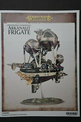AU85.14 • Buy Warhammer AoS Kharadron Overlords Frigate -NoS-