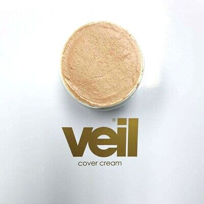£17.99 • Buy Veil 'camouflage' Cover Cream Honey | Foundation | Make-up |  Tattoo Cover | 19g