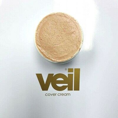 £17.99 • Buy Veil 'camouflage'cover Cream Sunglow | Foundation | Tattoo Cover | Make-up | 19g