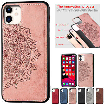 AU13.88 • Buy For OPPO A91 A52 A72 A5 A9 2020 Shockproof Canvas Ultra Slim Back Case Cover