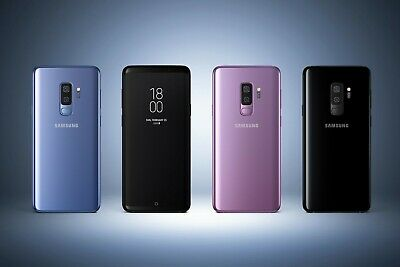 $ CDN235.79 • Buy Samsung Galaxy S9 Plus SM-G965U1 64GB Blue (T-mobile AT&T Unlocked) B Stock