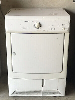 Zanussi Condenser Tumble Dryer For Parts Not Working  • 5£