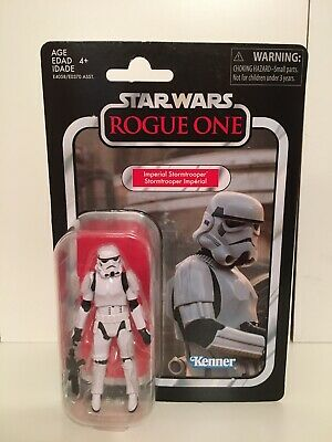 Star Wars The Vintage Collection VC140 Imperial Stormtrooper MOC Figure & Star C • 21£