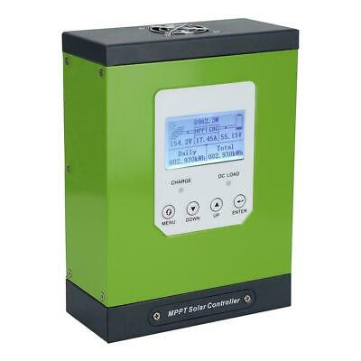 MPPT Solar Charge Controller 30A Battery Regulator 12/24/48V LCD Home System  • 79.99£