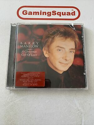 £3.25 • Buy Barry Manilow, A Christmas Gift Of Love CD, Supplied By Gaming Squad