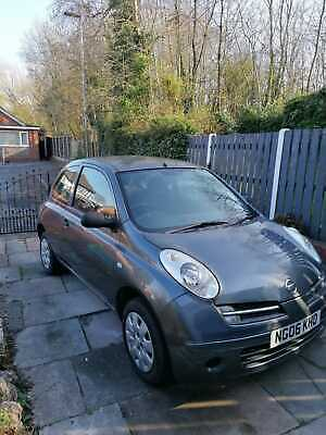 Nissan Micra S SPARES OR REPAIR • 235£