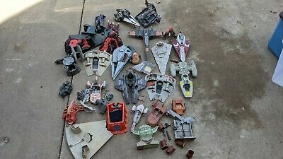 $ CDN181.96 • Buy HUGE Star Wars Toy Collection. Vehicles & Figures Vintage & Modern Lot