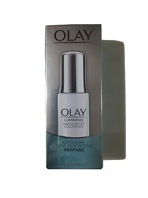 AU18.67 • Buy Olay Luminous Miracle Boost Concentrate Advanced Tone Perfecting Prepare 1 OZ