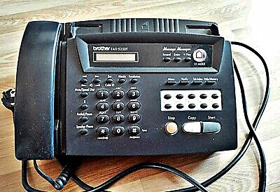 BROTHER FAX-525DT Thermal FAX/Phone/Answering Machine • 49.99£
