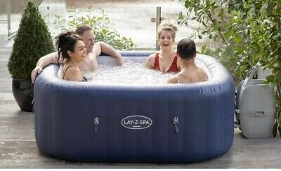 🌈 CleverSpa Oceana 6 Person Hot Tub Brand New Like Lay Z Spa 💚 • 1,800£