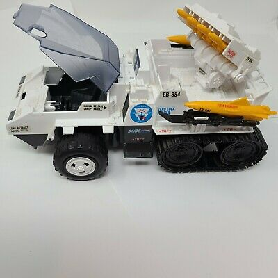 $ CDN70.17 • Buy Vintage 1985 GI Joe Snow Cat W/ Frostbite Figure