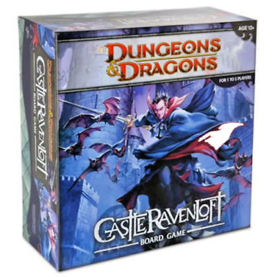 AU86.50 • Buy Dungeons & Dragons Castle Ravenloft Strategy Strategy Board Game NEW