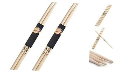 AU13.96 • Buy  Drum Sticks 5A Classic Maple Wood Drumsticks (2 Pair)