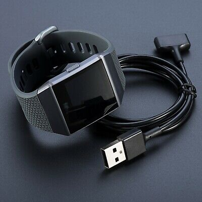 $ CDN10.03 • Buy For Fitbit Ionic Watch USB Charging Cable Cord Replacement Charger Holder Ov
