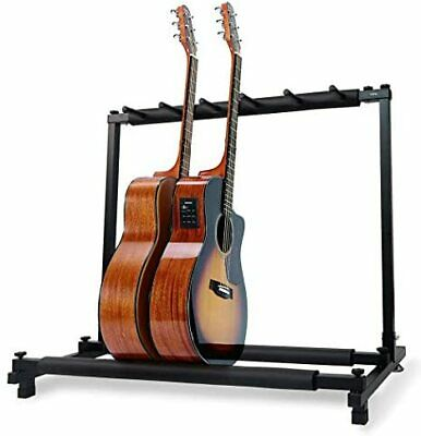 $ CDN127.64 • Buy Cific Guitar Bass Stand Space-saving Assembly (5 Pieces Storage)