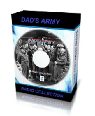 £2.95 • Buy NEW DADS ARMY Old Time Radio Shows OTR 71 FILES MP3 AUDIO CD 1ST UK