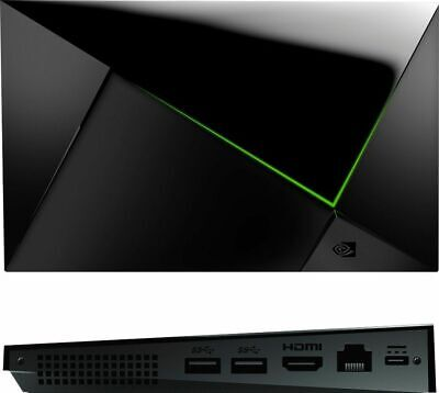 $ CDN259.26 • Buy NVIDIA SHIELD Android TV Pro 4K HDR Media Streaming Player 16 GB Without Remote