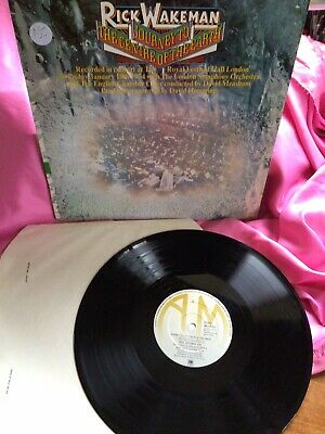 Rick Wakeman Journey To The Centre Of The Earth Vinyl Lp • 0.99£