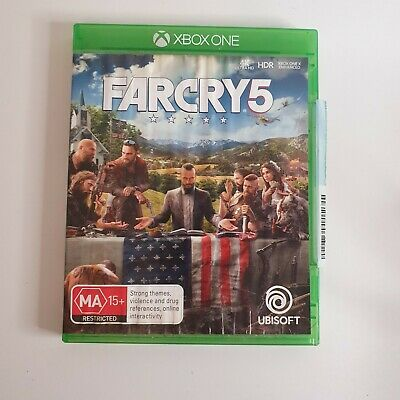 AU15.78 • Buy Far Cry 5 Preowned - Xbox One - PREOWNED
