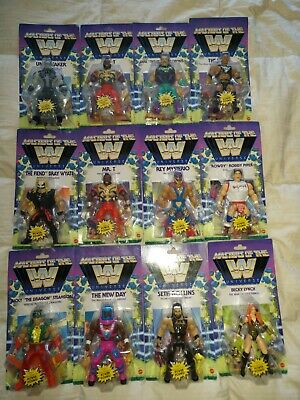 $400 • Buy Masters Of The WWE Universe Instant Collection