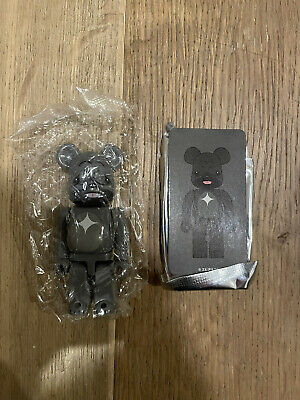 $40 • Buy Medicom Be@rbrick Bearbrick Series 34 SECRET 1/192 Kiyomi Ebiwasa Pug Dog Black