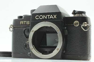 $ CDN225.56 • Buy [EXC+++++] Contax RTS II Black Body SLR Film Camera From JAPAN