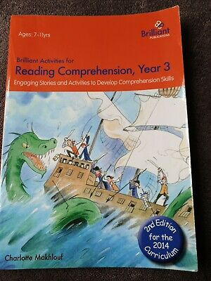 £10.50 • Buy Brilliant Activities For Reading Comprehension, Year 3