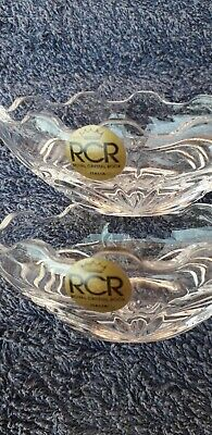Royal Crystal Rock Nut Dishes  • 3.99£