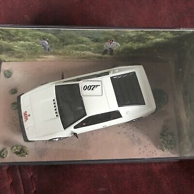 $ CDN16.12 • Buy 007 James Bond Car Collection Issue 68 Lotus Esprit Turbo For Your Eyes Only