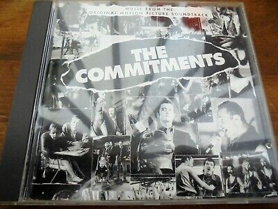 £2.50 • Buy The Commitments Official Soundtrack Music Cd