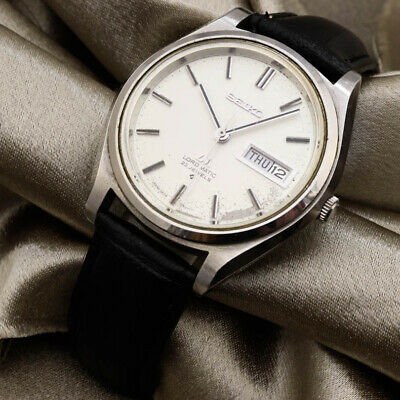 $ CDN64.02 • Buy Vintage 1970 SEIKO JAPAN Lord Matic 23 Jewels 5606-7070 Automatic Men's Watch