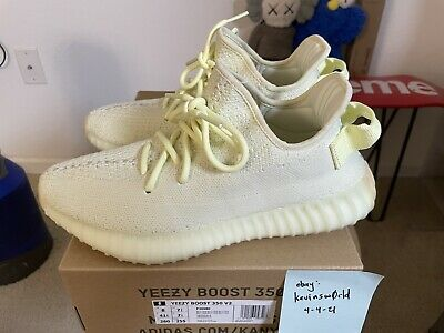 $ CDN291.16 • Buy Adidas Yeezy Boost 350 V2 Butter - F36980 - Size US Mens 8 - 100% Authentic