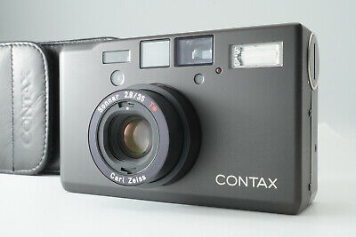 $ CDN3883.67 • Buy [Top Mint] Contax T3 Black 35mm Point & Shoot Film Camera From JAPAN #701