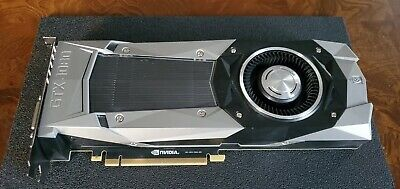 $ CDN814.71 • Buy NVIDIA GeForce GTX 1080 Founders Edition 8GB Gaming Graphics Card *See Details*