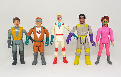 AU49.95 • Buy Real Ghostbusters Vintage FRIGHT FEATURE Hero Figure Lot 1987 Kenner