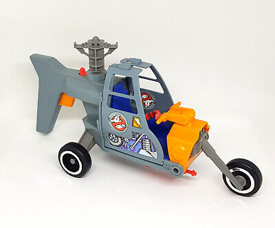AU29.95 • Buy Real Ghostbusters Vintage ECTO-2 Helicopter Vehicle 1988 Kenner